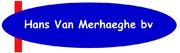 Van Merhaeghe Hans BV
